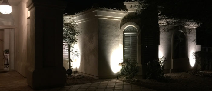 LED lighting installation phoenix az